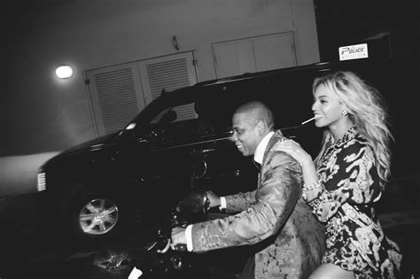 Beyonce and JAY Z New Year's Eve at the Versace Mansion