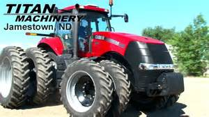 Case IH MX340 Tractor Sold on ELS! - YouTube
