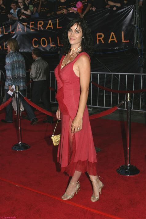 Carrie-Anne Moss Nude - We Just Saw Trinity Naked (33 PICS)