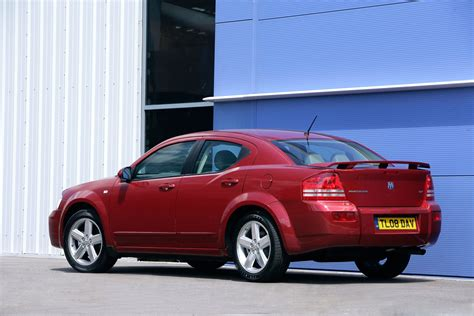 Dodge Avenger Saloon (2007 - 2009) Running Costs | Parkers
