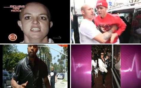 19 Crazy Celebrity-Paparazzi Altercations: The Ugly Side