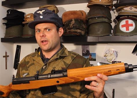 Shoei Gewehr 43 Review By Neo035 | Popular Airsoft