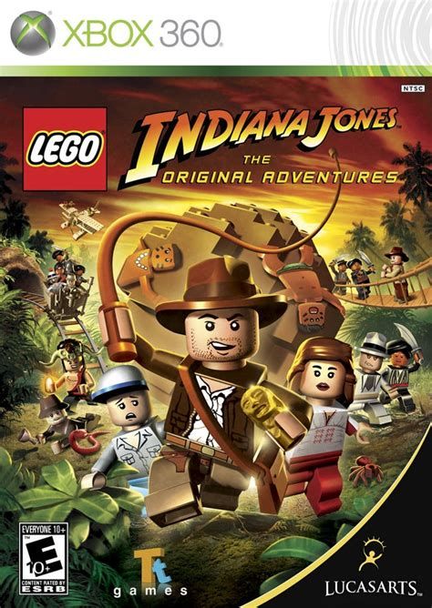 LEGO Indiana Jones: The Original Adventures - Xbox 360 - IGN