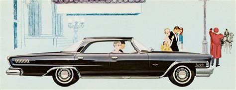 1962 Chrysler New Yorker 4-Door Hardtop