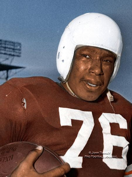 Pro Football Journal: Four Men Who Broke the NFL Color