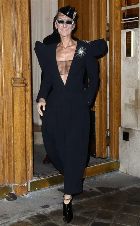 Celine Dion Claps Back at Body Shamers Who Criticize Her