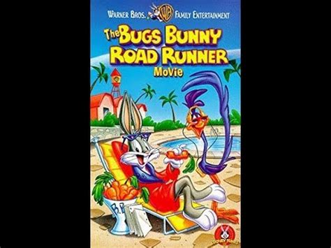 Opening to The Bugs Bunny/Road Runner Movie 1997/1998 VHS