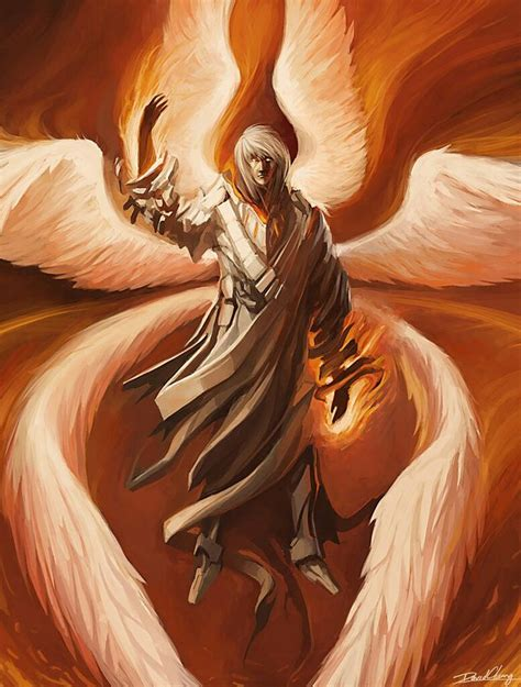Jehoel/Yahoel- Christian myth: purported chief Seraph