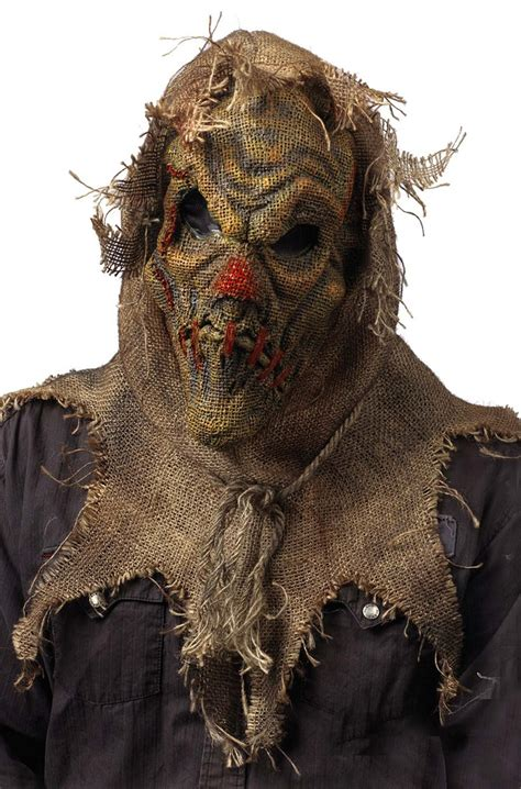Evil Scarecrow Mask - PureCostumes