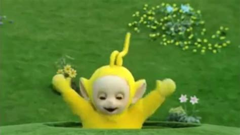 Tinky Winky as the Boo Shouter (WITHOUT CREDITS) - YouTube