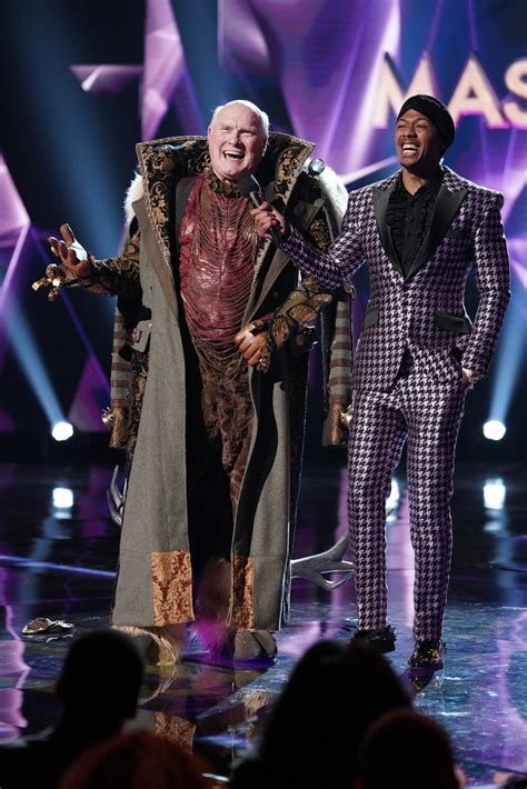 'The Masked Singer' unmasks Terry Bradshaw as third