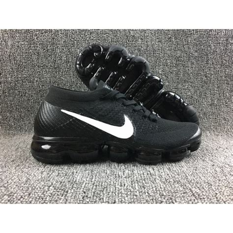 Nike Air 2018 Vapormax Flyknit whole black women shoes