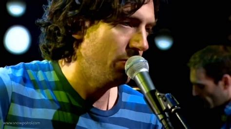Snow Patrol - Chasing Cars (Acoustic version) - Live