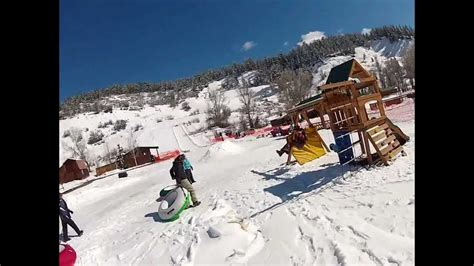 Pagosa Springs, CO - Snow Tubing - YouTube
