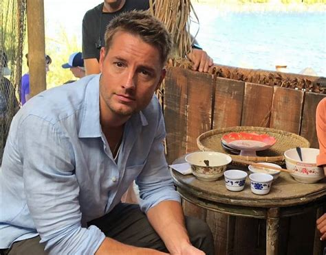 Actor Justin Hartley's Family: Wife, Kids, Siblings