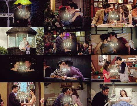 Pin by Lili Nemes on HIMYM | Ted and tracy, How i met your