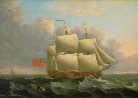 HMY Royal Caroline (1750) - Wikipedia
