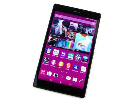 Sony Xperia Z3 Tablet Compact - Notebookcheck