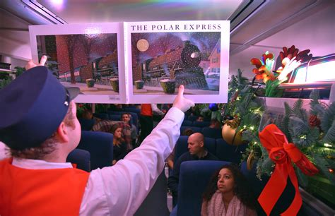 Polar Express now boarding in Chicago area for family