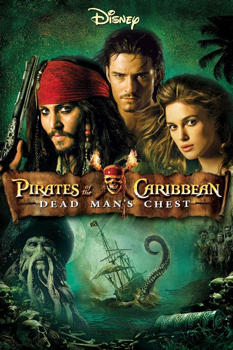 Pirates of the Caribbean: Dead Man's Chest | Transcripts