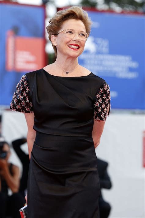 """Annette Bening – """"Downsizing"""" Premiere and Opening"""