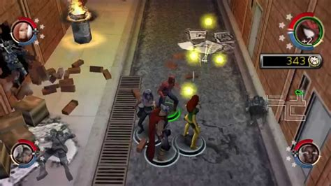 Marvel Ultimate Alliance 2 ISO for PPSSPP - isoroms