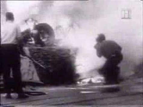 le mans 1955 accident - YouTube