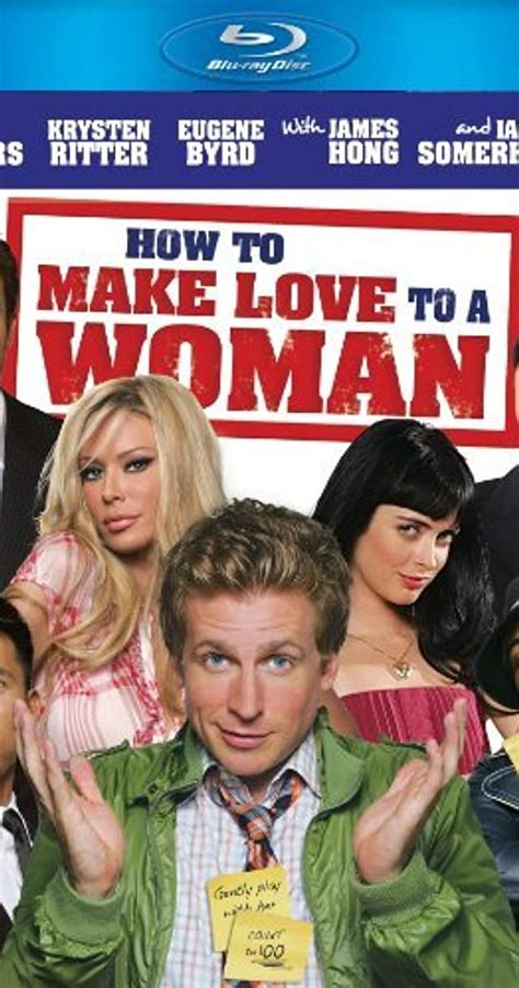 How to Make Love to a Woman (2010) - IMDb