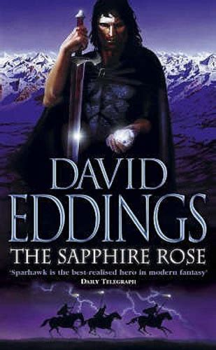 The Sapphire Rose · David Eddings · Könyv · Moly