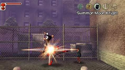 Spider Man Web of Shadows ISO PPSSPP - isoroms