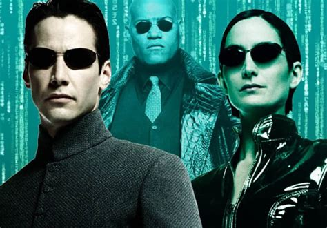 Keanu Reeves, Carrie-Anne Moss returning for fourth Matrix