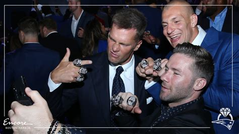Best images from the Patriots Super Bowl LIII Ring