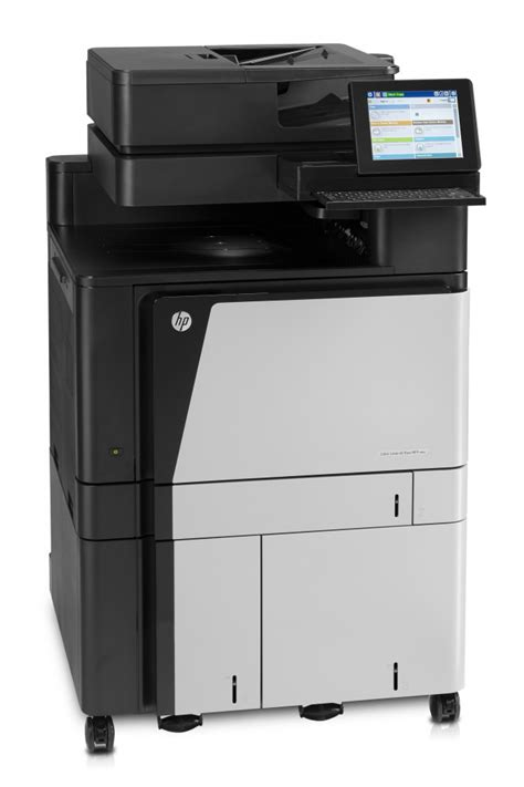 HP Color LaserJet Enterprise flow MFP M880z+ NFC/Wireless Di