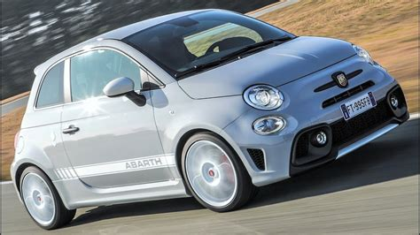 2019 Abarth 595 Esseesse - Performance And Style - YouTube