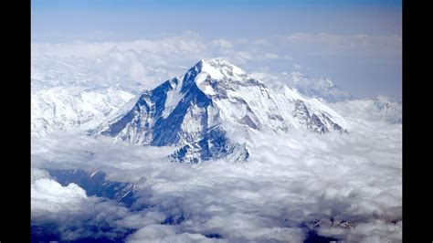 WORLDS TOP 10 TALLEST MOUNTAINS 2016 ( mount everest - K2