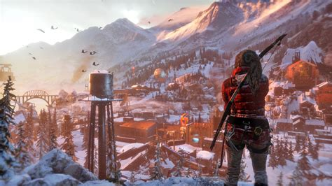 Rise of the Tomb Raider Coming to PS4 with Special