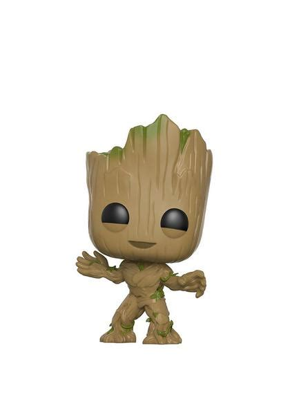 GUARDIANS OF THE GALAXY-Funko Pop! Marvel: Guardians Of