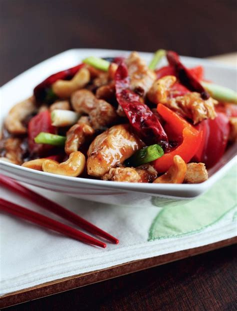 Palatial Guardian of Sichuan, Kung Po Chicken Recipe by