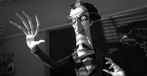 Burton's scary 'Frankenweenie' a triumph of black-and