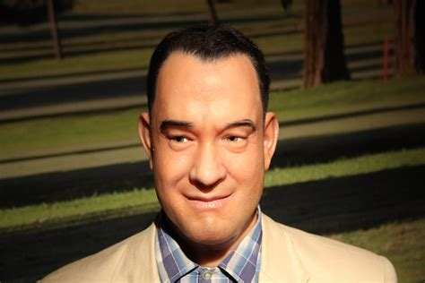 Tom Hanks, Forrest Gump | Wax Museum @ Hollywood