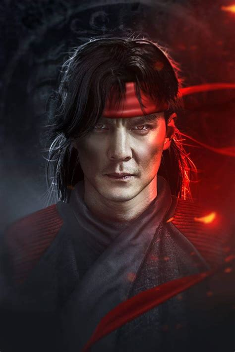 Your favorite actors realized as Mortal Kombat characters