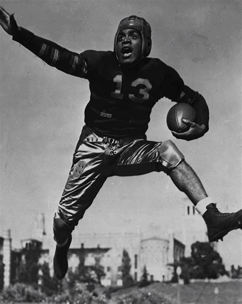 Meet Kenny Washington, the First Black NFL Player of the