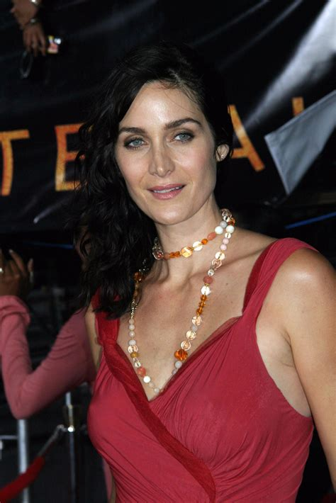 Carrie-Anne Moss joins 'Hanging Out Hooking Up Falling In