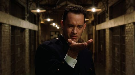 The Green Mile: A Reflection on Prison Movies as Escapism
