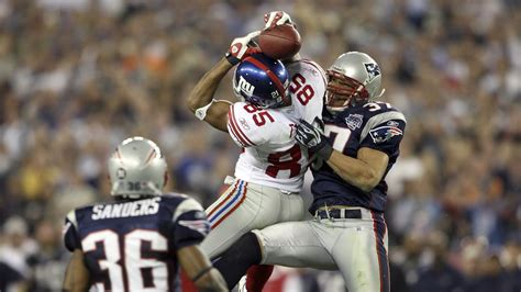 The Devil and David Tyree: How the Man Behind the Super